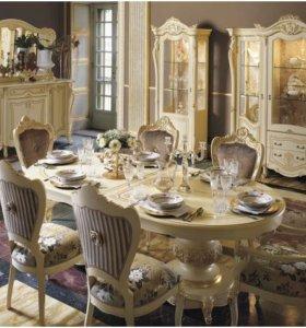 гостиный мебельный гарнитур Италия