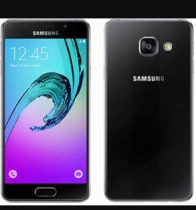 Samsung Galaxy A3 2017 смартфон