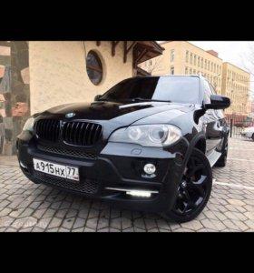 BMW X5 4,8. 2008