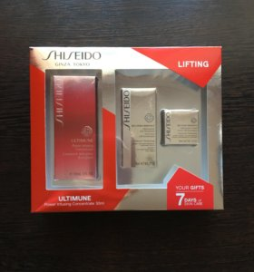 Набор Shiseido Ultimune/Bio-Performance
