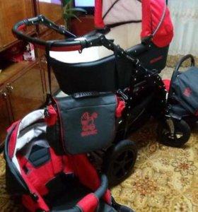 Продаётся коляска в отличном состоянии цена 11000