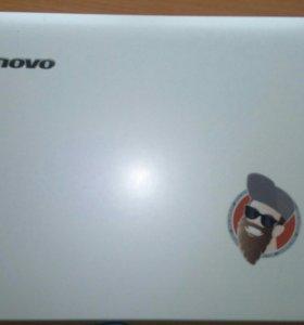 Ноутбук lenovo z500 ideapad