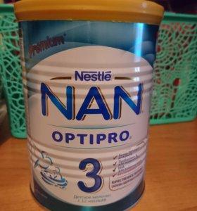 Смесь NAN Optipro 3