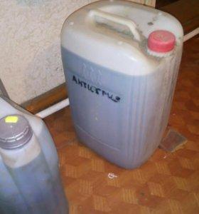 Антифриз зелёный 30 литров