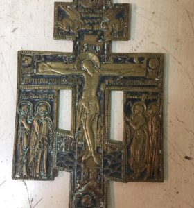 Крест старинный