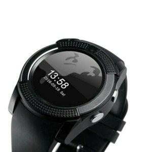 Новые! SmartWatch V8 (умные часы, смарт часы)