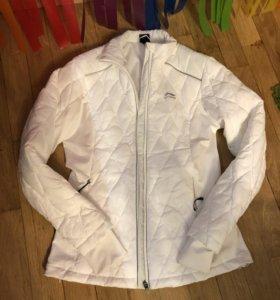 Куртка спортивная утепленная