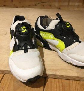 Фирменные кроссовки puma