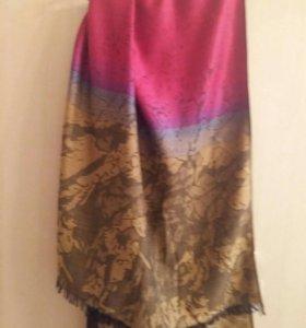 Палантин (шарф) новый
