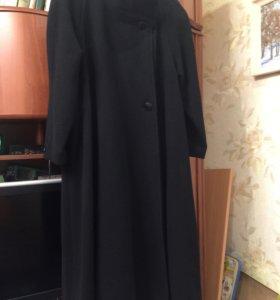 Пальто женское демисезонное 54-56 размер