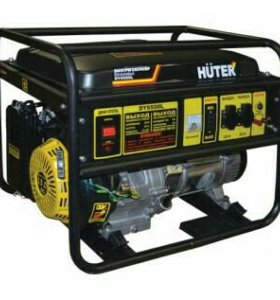 Электрогенератор HUTER 6500L