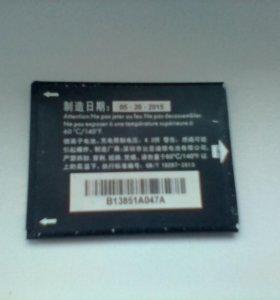 Продам батарею от телефона ALCATEL onetouch