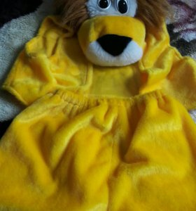 Новогодний костюм лев
