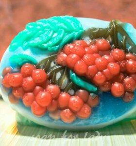 Мыло гроздья рябины