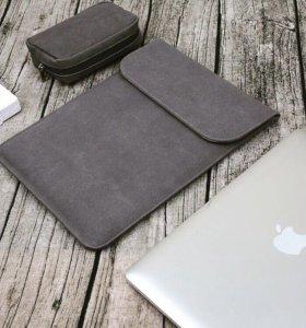 Кожаный чехол MacBook Pro/Air