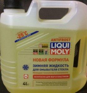 Зимняя жидкость для омывателя стекла LIQUI MOLY-25