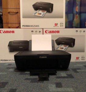 Canon PIXMA MG2540S 3 в 1-принтер,сканер,копир.