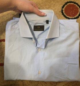 Мужская рубашка от BOSS оригинальная.