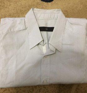 Мужская рубашка от Zegna оригинальная