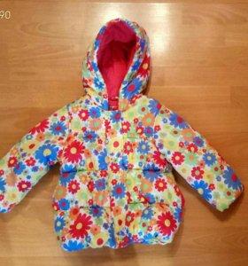 Курточка mothercare 86