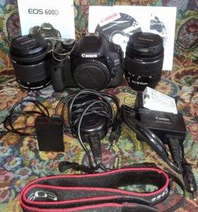 Canon D600 kit