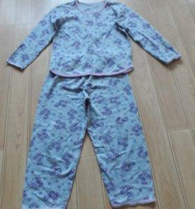 Пижама на мальчика 36 размера