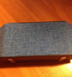 Колонка портативная к71 синия
