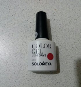 Гель-лак Color Gel Тон Ruby SCG105/Рубиновый