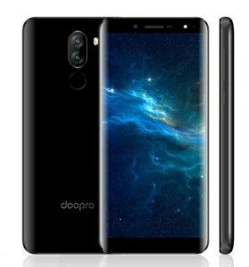 Смартфоны Doopro P5 Pro новые в упаковках