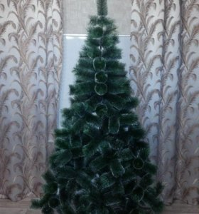 Елки искусственные пышные ветки Сделано в России