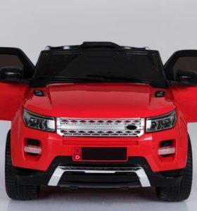 Детский электромобиль Range Rover Sport 16