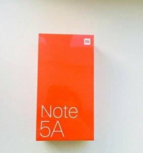 Новинка от Xiaomi, Redmi Note 5A