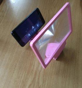 3D панель для смартфонов