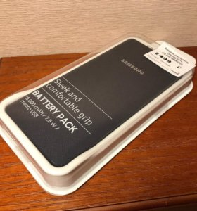 Внешний аккумулятор Samsung 5000 mAh Новый Ростест