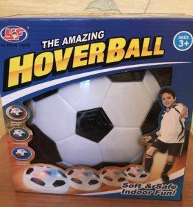 Игрушка Hover Ball футбольный мяч для дома