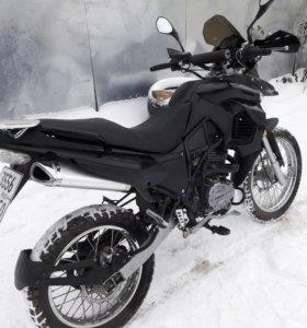 Мотоцикл Дакар 250 S 2
