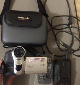 Видеокамера Panasonic nv-gs 11