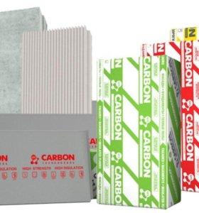 XPS Carbon eco 50мм., Пеноплекс 50мм, Урса 50мм