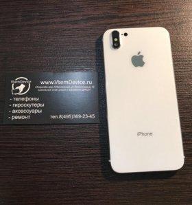 iPhone 6,6s в стиле iPhone X