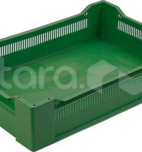 Пластиковый ящик 600x400x135 мм