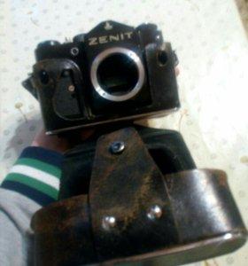 Фотоаппарат Зенит тушки 5 шт.