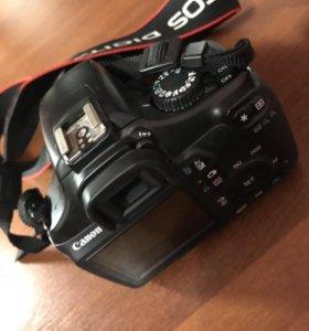 Продам фотоаппарат Canon 1100D