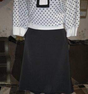Блузки женские и юбки
