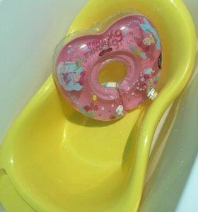 Ваннночка+круг