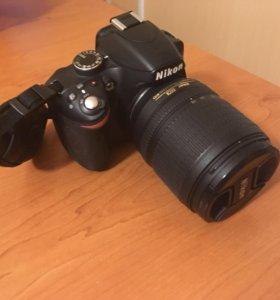 Фотокамера NIKON 3200