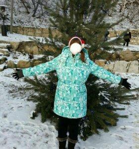 Куртка зимняя 3 в 1 для беременных