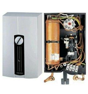 Проточный водонагреватель stiebel eltron dhf 21c
