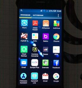 Телефон Alcatel one touch 6040x