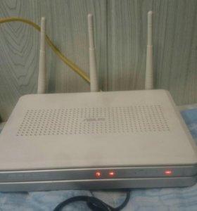 Wi-Fi роутер ASUS-WL500W