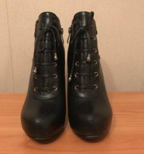 Обувь демисезонная Ботильоны